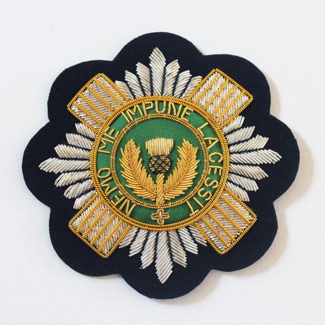 Scots Guards Blazer Badge