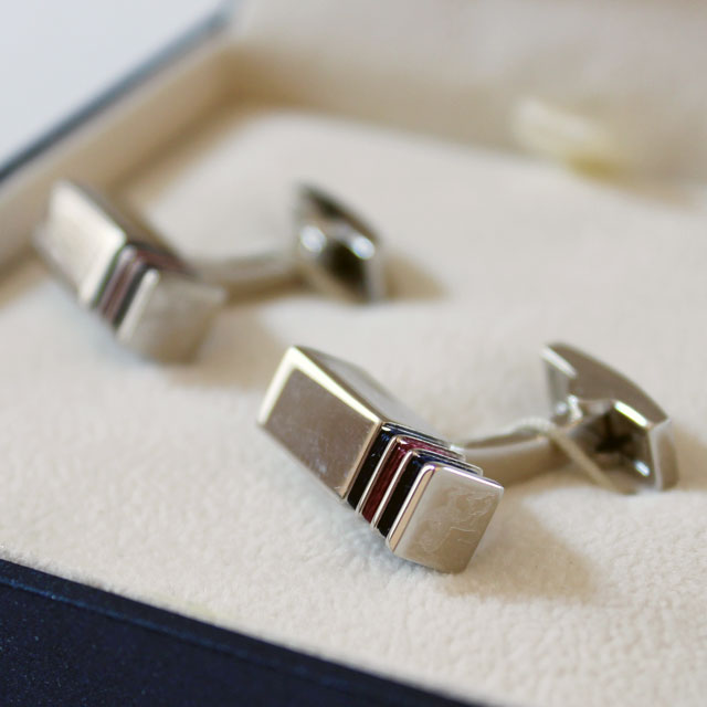 Cotton Wrap Cufflinks Household Division
