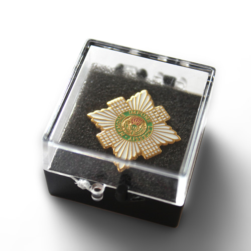Badge Lapel Scots Guards