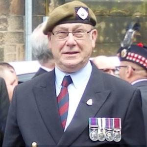 Secretary Neil Crockett